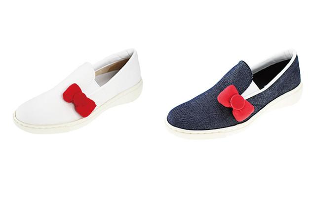 キティーちゃんの靴(白)をお求めの方は【KEiKA】へ